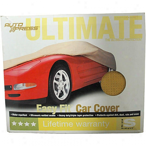 Autoxpress Easy Qualified Car Cover (small) - Ax405