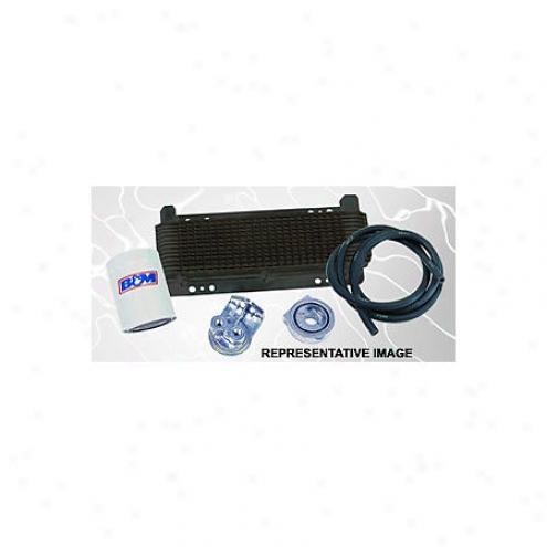 B & M Transmission Cooler Hp - 70266