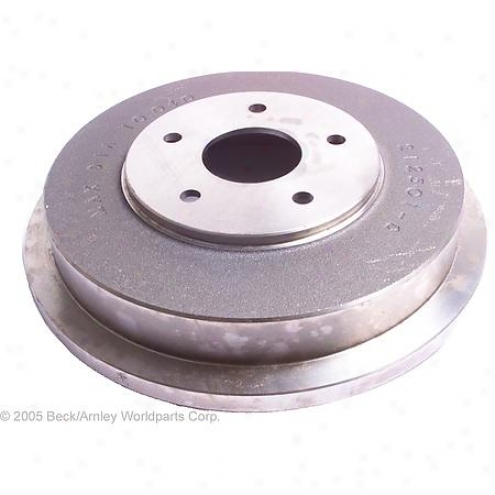 Beck/arnley Brake Drum - Stir up - 083-2791