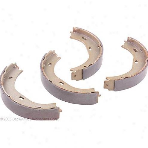 Beck/arnley Brake Pads/shoes - Parking - 081-0070