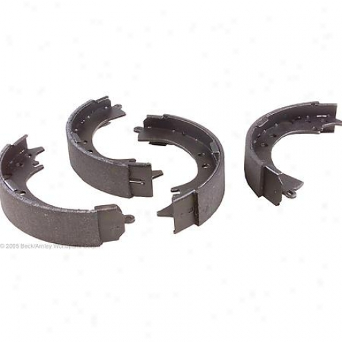 Beck/arnley Brake Pads/shoes - Raise - 081-2230