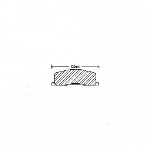 Beck/arnley Brake Pads/shoes - Rear - 082-1436
