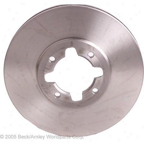 Beck/arnley Brake Rotor - Front - 080-2029