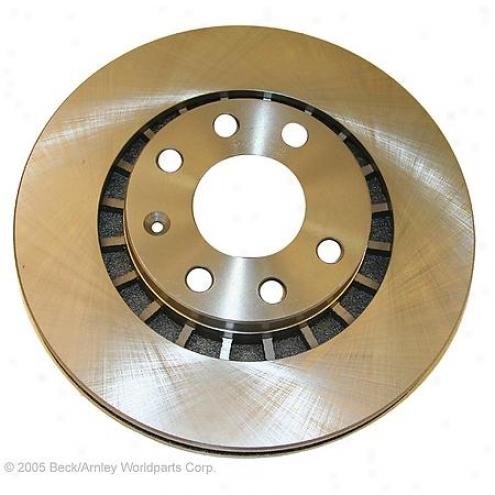 Beck/arnley Brake Rotor - Con~ - 080-2361