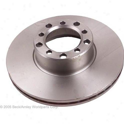 Beck/arnley Brake Rotor - Front - 083-2065