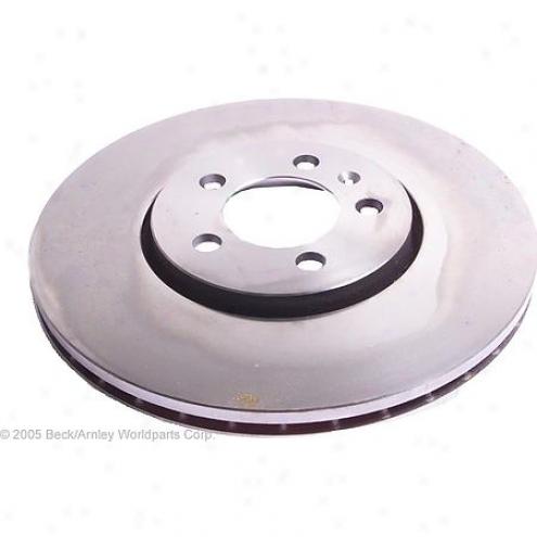 Becj/arnley Brake Rotor - Front - 083-2793