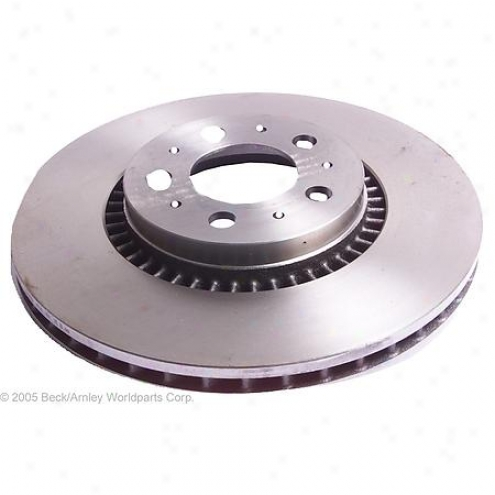 Beck/arnley Brake Rotor - Front - 083-2812