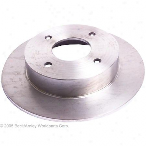Beck/arnley Brake Rotor - Rear - 083-2292