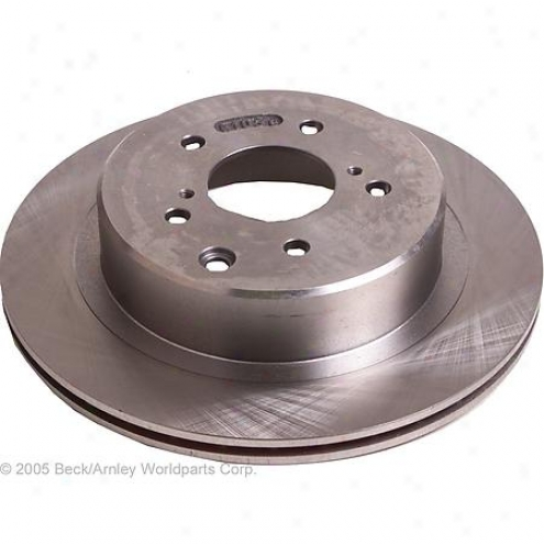 Beck/arnley Thicket Rotor - Build up - 083-2410