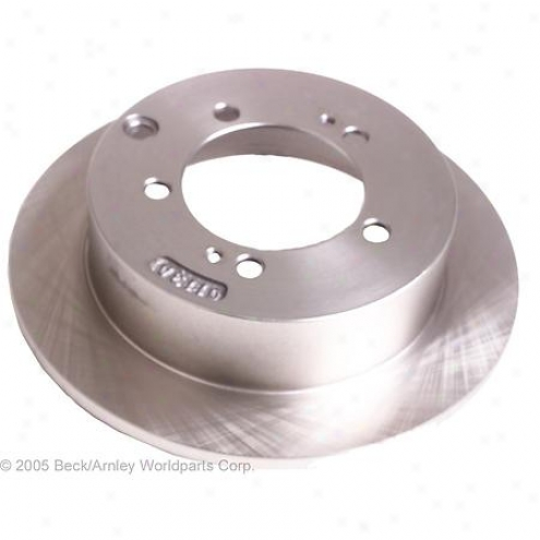 Beck/arnley Thicket Rotot - Rear - 083-2641