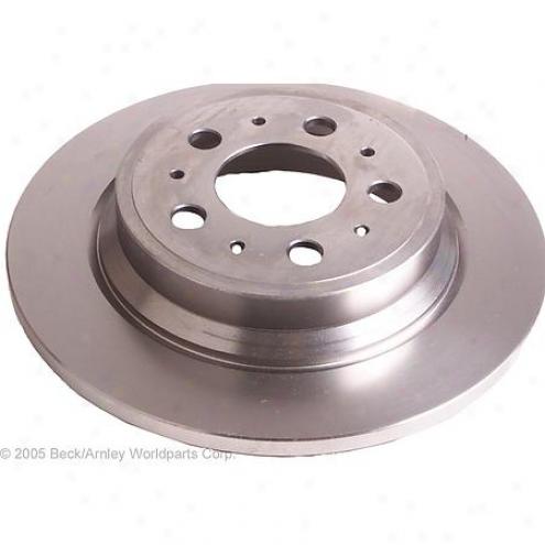 Beck/anrley Brake Rotor - Rear - 083-2814