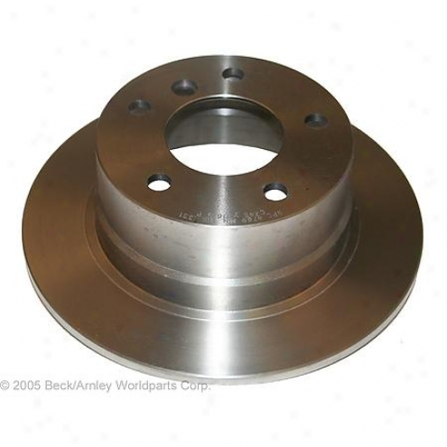 Becl/arnley Brake Rotor - Rear - 083-2874