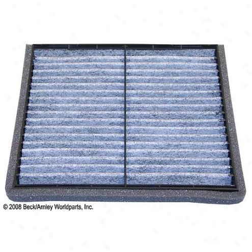 Beck/arnley Cabin Air Filter - 042-2022