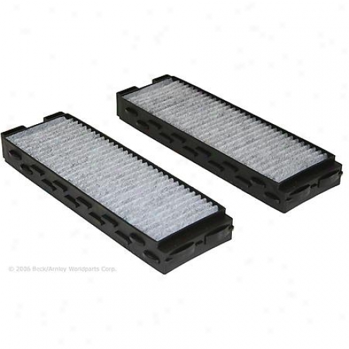 Beck/arnley Cabin Air Filter - 042-2038