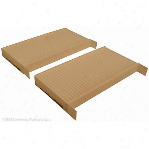 Beck/arnley Cabin Air Filter - 042-2051