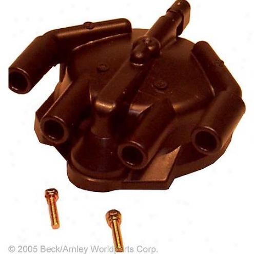 Beck/arnley Distributor Cap/cap Kits - 174-7017