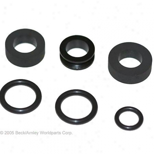 Beck/arnley Fuel Injector O-ring Kit - 158-0177