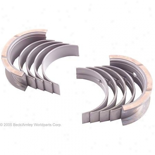 Beck/arnley Main Bearings - Standard - 014-6504