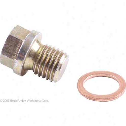 Beck/arnley Oil Pan Drain Plug - 016-0093