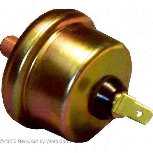 Beck/arnpey Oil Pressure Switch/sender - 201-0551