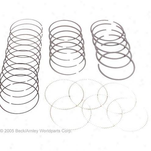 Beck/arnley Piston Rings - Standard - 013-3944