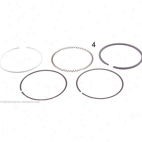 Beck/arnley Piston Rings - Standard - 013-8041