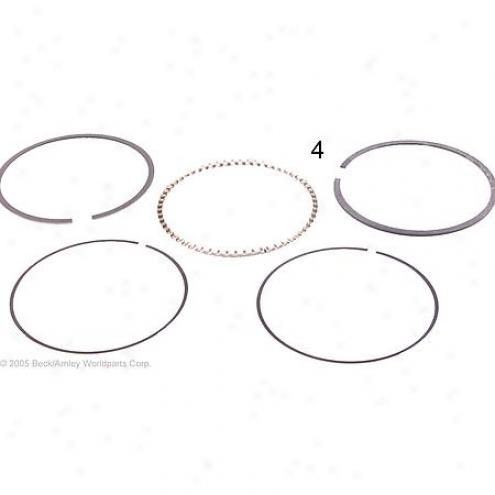 Beck/arnley Piston Rings - Standard - 013-8086
