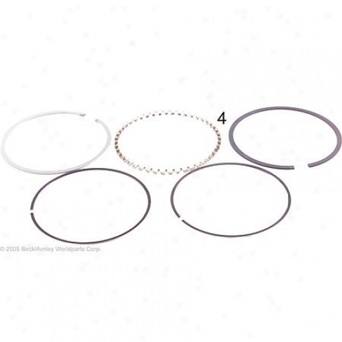 Beck/arnley Piston Rings - Standard - 013-8163