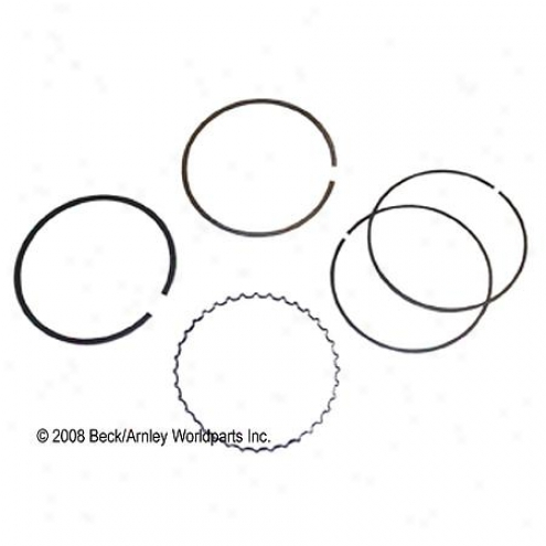 Beck/arnley Piston Rings - Stanadrd - 013-8215