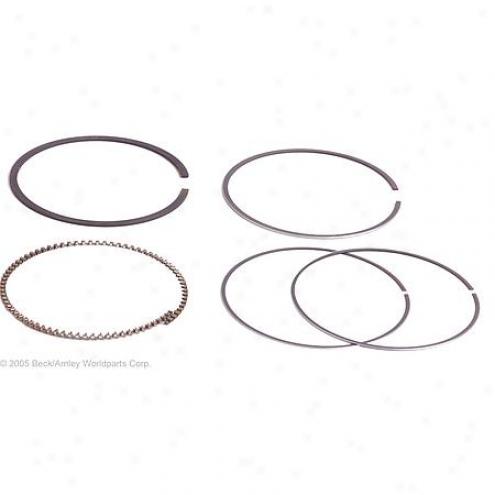 Beck/arnley Piston Rings - Standard - 013-8294