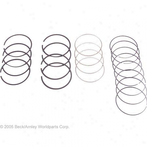 Beck/arnley Piston Rings - Standard - 013-8299