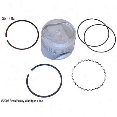 Beck/arnley Piston Sets - Standard - 012-5295