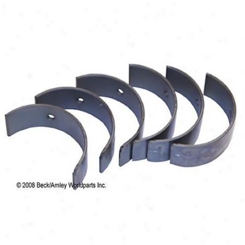 Beck/arnley Rod Bearing Set - Standard - 014-6393