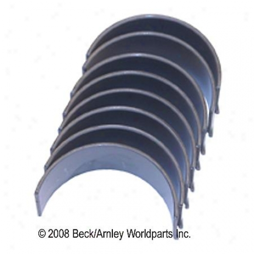 Beck/arnley Rod Bearing Set - Standard - 014-6598