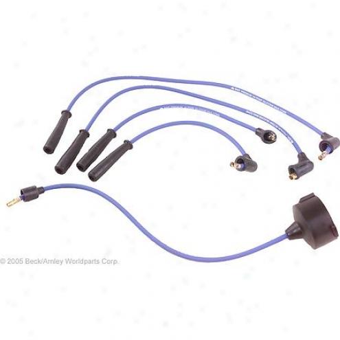 Beck/arnley Spark Plug Wires - Standard - 175-5786