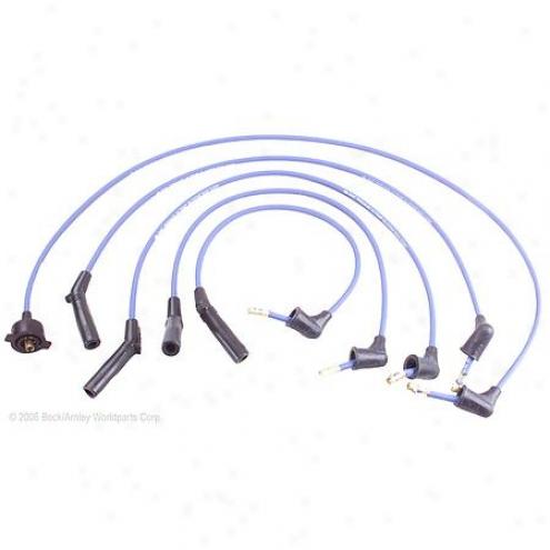 Beck/arnley Spark Plug Wires - Standard - 175-5809