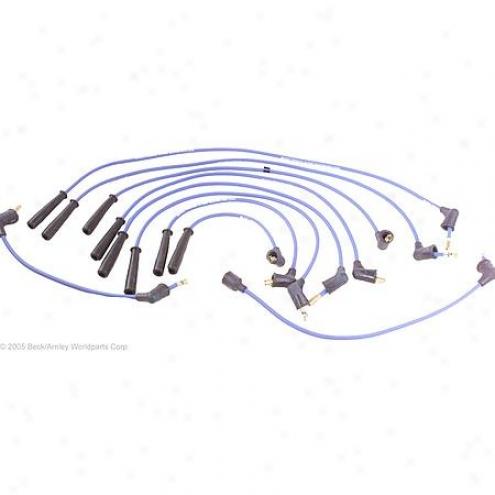 Beck/arnley Spark Plug Wires - Standard - 175-5819
