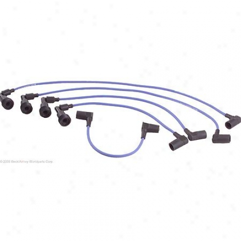 Beck//arnley Gallant Plug Wires - Standard - 175-5847