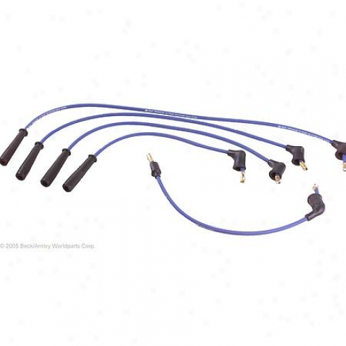 Beck/arnley Spark Plug Wires - Standard - 175-5886