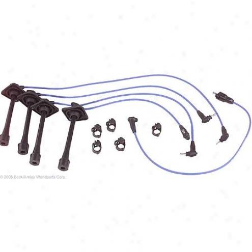 Beck/arnley Spark Plug Wires - Standard - 175-6052