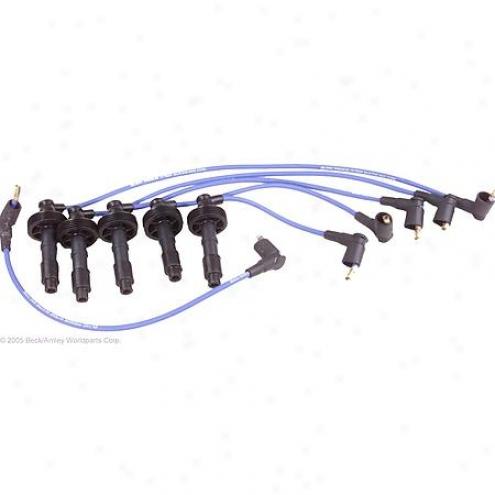 Beck/arnley Spark Plug Wires - Standard - 175-6073