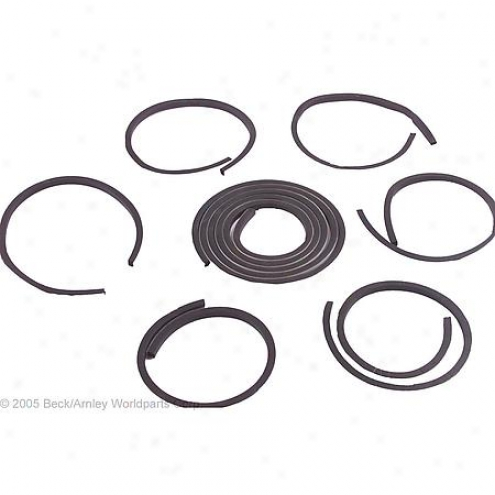 Beck/arnley Timing Cover Gasket Set - 038-0234