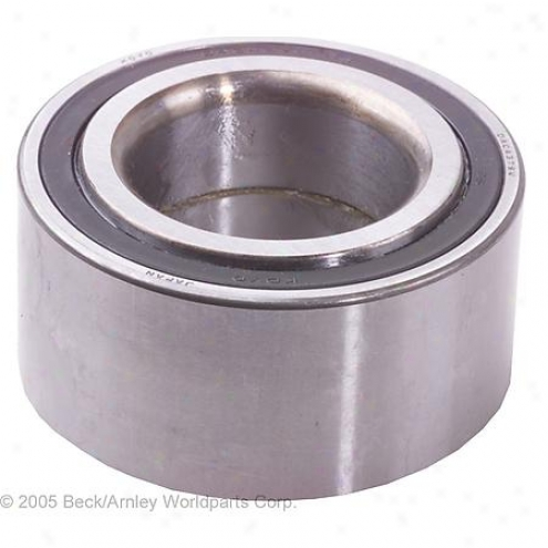 Beck/arnley Wheel Bearing - Front - 051-4048