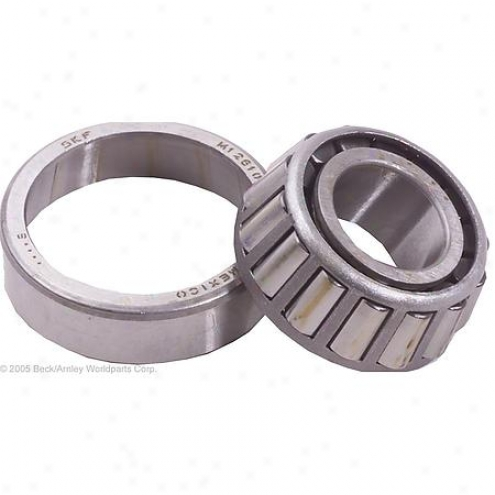 Beck/arnley Wheel Bearing - Rear - 051-3434