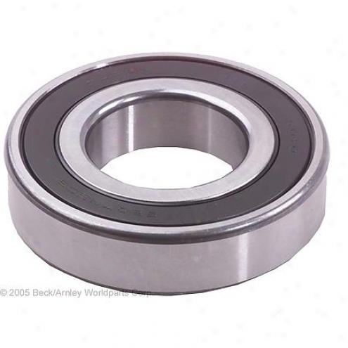 Beck/arnley Wheel Bearing - Rear - 051-3608