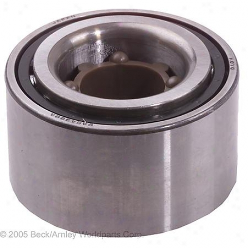 Beckarnley Wheel Bearing - Rear - 051-3982