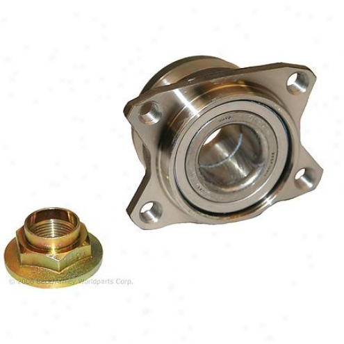 Beck/arnley Wheel Bearing - Rear - 051-4117