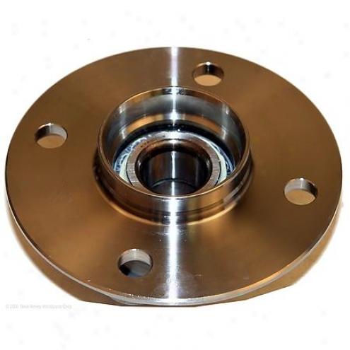 Beck/arnley Wheel Bearing - Rear - 051-6103