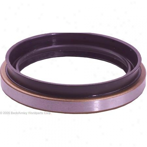 Beck/arnley Wheel Seal - Front - 052-3196