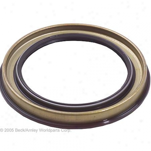 Beck/arnley Wheel Seal - Front - 052-3679